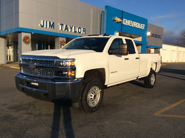 New 2019 Chevrolet Silverado 2500hd Work Truck Double Cab In