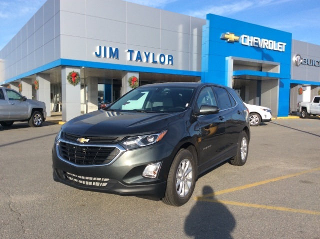 New 2019 Chevrolet Equinox Lt 4d Sport Utility In Rayville T546614